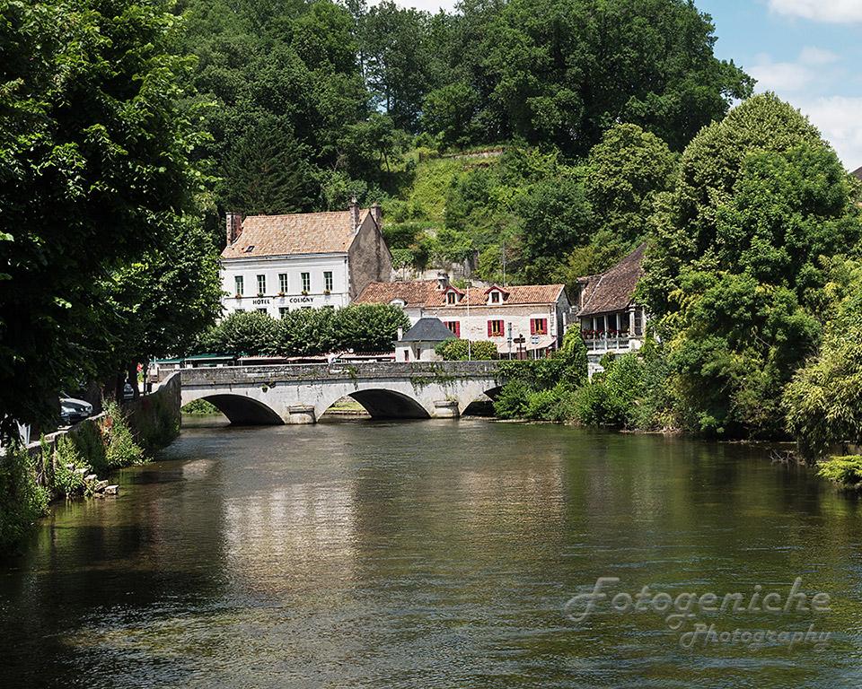 Brantome River