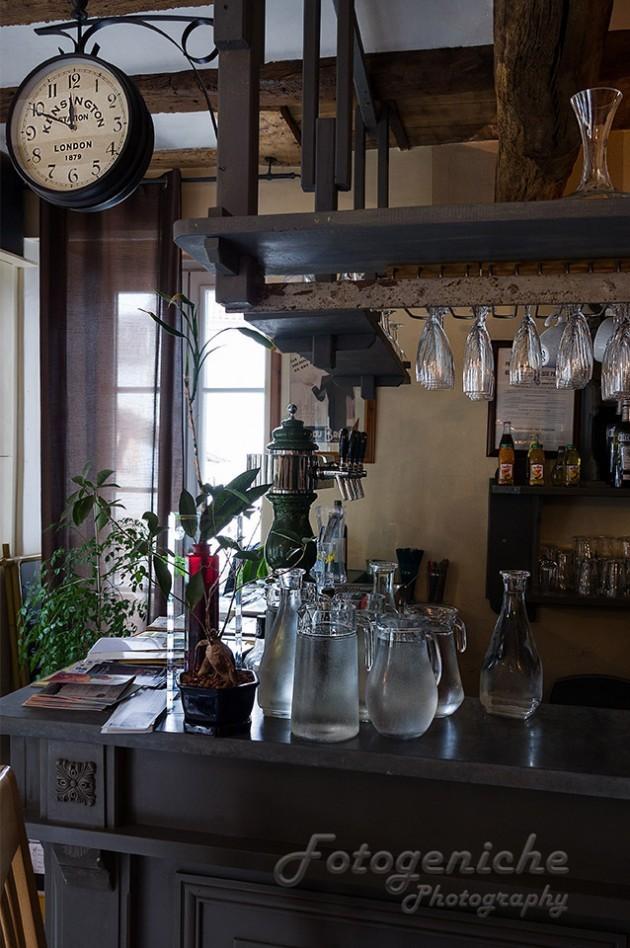 Cafe - Villeboir-Lavallete - France