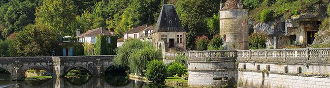 Brantom River France