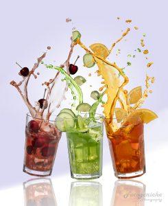 Sparkling Summer Drinks