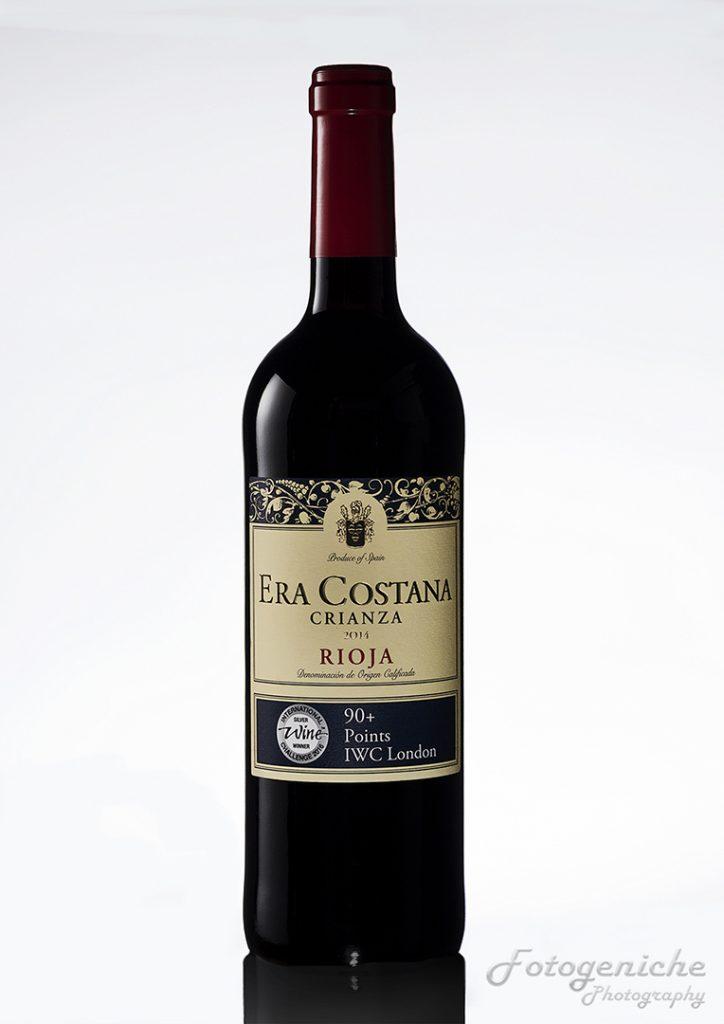 Classic Wine Bottle