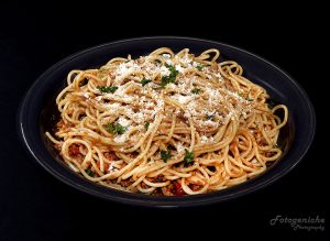 Spaghetti Bolognese with & Cheese